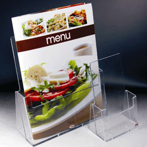 acrylic_table_stand_menu_holder_display_board
